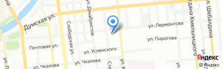 Golden Glory на карте Омска