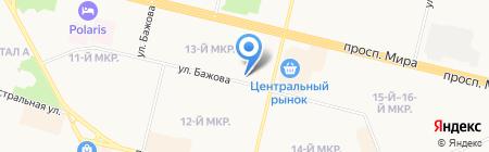 Дежавю на карте Сургута