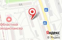 Схема проезда до компании Комплекс-А в Астрахани