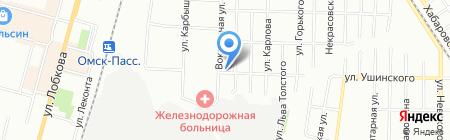 СтройКомплектСервис на карте Омска