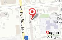 Схема проезда до компании Омсофт в Омске