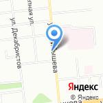 Пироги от Татьяны на карте Омска