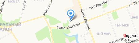 Гламур на карте Сургута