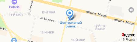 XXI Век на карте Сургута