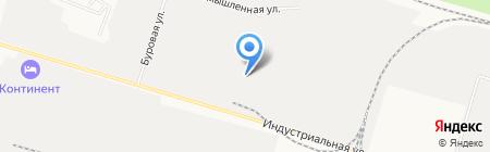 Элита-Мск на карте Сургута