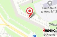 Схема проезда до компании Меховое ателье в Сургуте
