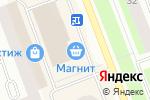 Схема проезда до компании Персона mobile в Сургуте