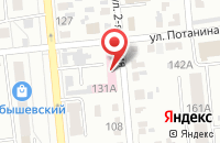 Схема проезда до компании Производственная Фирма «Строй Лайн» в Омске