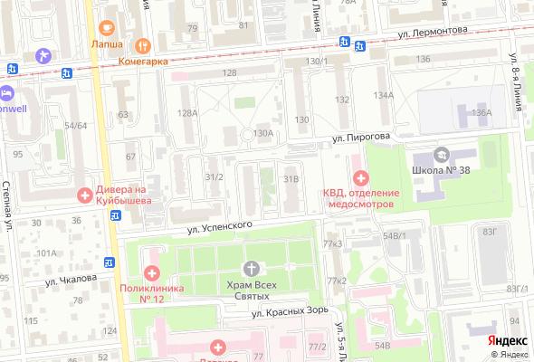 фото ЖК на ул. Успенского