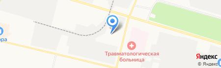 PHILIP MORRIS INTERNATIONAL на карте Сургута