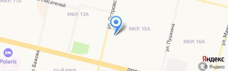 Винный бар на карте Сургута