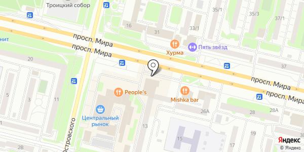 Диво. Схема проезда в Сургуте