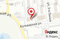 Схема проезда до компании Омские Издания в Омске