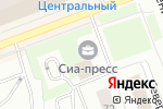 Схема проезда до компании Рек-Визит в Сургуте