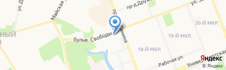 Росинтех групп на карте Сургута