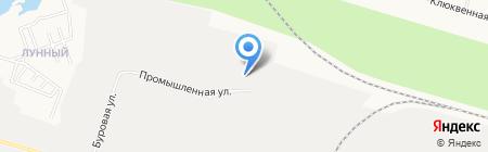 Сургутнефтедорстройремонт на карте Сургута