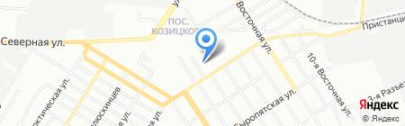H-Point на карте Омска