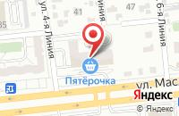 Схема проезда до компании Омские риэлтеры в Омске