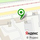 Местоположение компании АвтоРазбор55