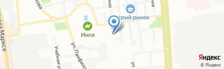 АРтек на карте Омска
