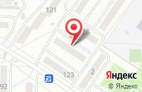 Схема проезда до компании Реклама В Омске в Омске