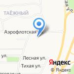 АвтаАнгел на карте Сургута
