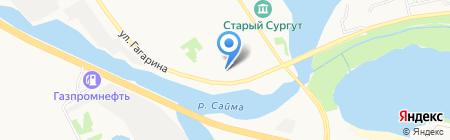 Art Hair на карте Сургута