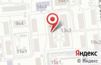 Схема проезда до компании Престиж - Медиа в Омске