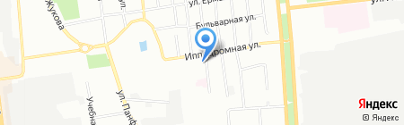 Домашняя кухня на карте Омска