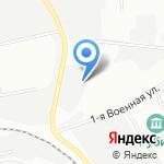 Производственная фирма на карте Омска