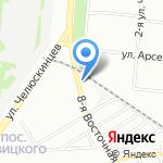 ИнОйл на карте Омска
