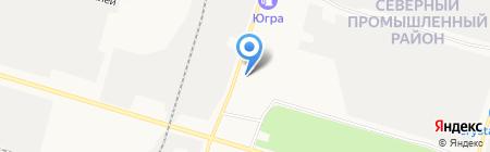 Автодоктор на карте Сургута