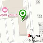 Местоположение компании Сибирский строитель
