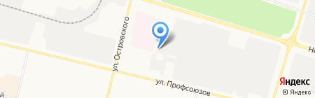 Альфа на карте Сургута