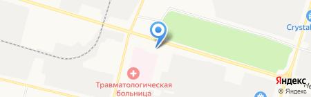 Воскресная школа на карте Сургута