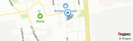 Идеальный комфорт на карте Омска