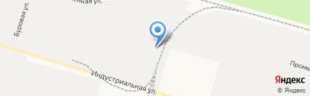 Промсбытарматура на карте Сургута
