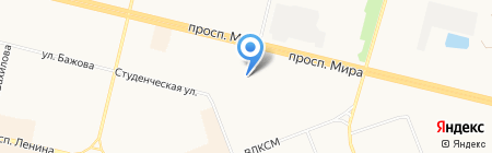 Лингва-Центр НОУ НТ на карте Сургута