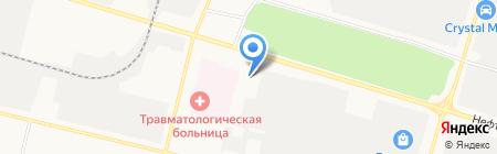 СтройДомПрофи на карте Сургута