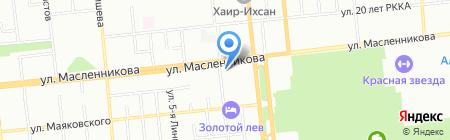 Твой Дом на карте Омска
