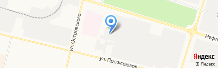 Да! Cars на карте Сургута