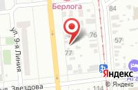 Схема проезда до компании Консультационный центр Саранск в Саранске