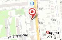 Схема проезда до компании Журналист в Омске