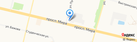 Всё для Вашего дома на карте Сургута
