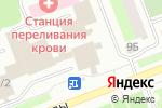 Схема проезда до компании Елена в Сургуте