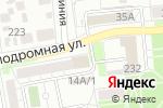 Схема проезда до компании Автодруг в Омске