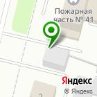 Местоположение компании БетонБаза Сургут