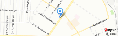 ЕрмакЗалогСервис на карте Омска