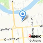 Все для лестниц на карте Омска