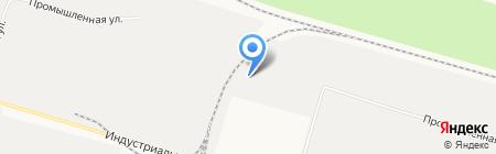 Шинсервис на карте Сургута